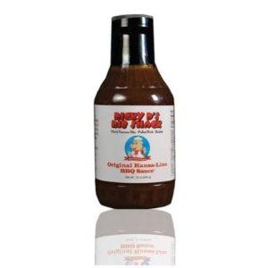 Kansa-Lina BBQ Sauce (3 bottles)